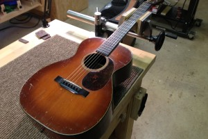 Blog: 1932 Martin Repair