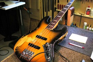 Customer Testimonial: Vintage Fender Jazz Bass