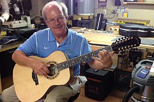 Customer Testimonials: Monarch 12 String