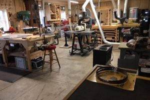 Lutherie Classes: Acoustic Guitar Building Class