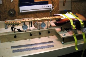 Lutherie Classes: Setup and Repair