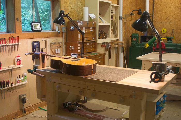 luthier services labor estimates dogwood guitars. Black Bedroom Furniture Sets. Home Design Ideas